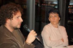 Intervista alla scrittrice Bianca Folino a cura di Antonio Piemontese c/o Casa dei Popoli dei Villasanta Mb