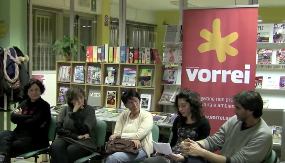 """Scrivere In Brianza"" – Intervista a Bianca Folino per Vorrei.Org"
