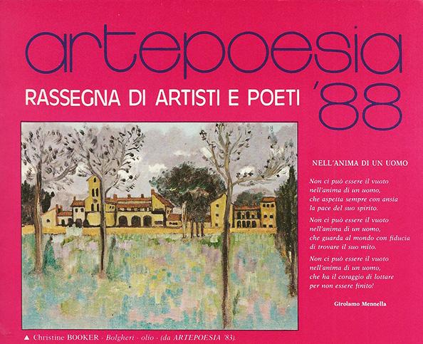 Artepoesia88 – Rassegna di artisti e poeti
