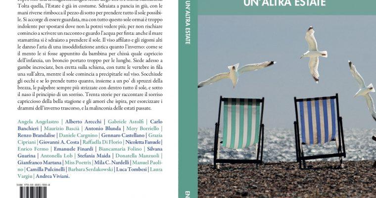 """Bianca Folino selezionata per la raccolta """"Un'altra estate"""""""