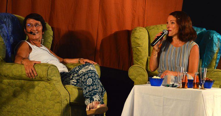 Intervista a Bianca  Folino 01/08/2020 c/o Aperitivo D'Autore – Torino