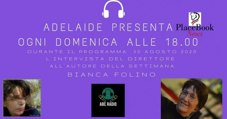 Giuseppe Mancusi intervista Bianca Folino per ABC Radio